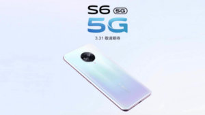 Vivo S6 5G revealed in official photos, to feature 48MP rear camera