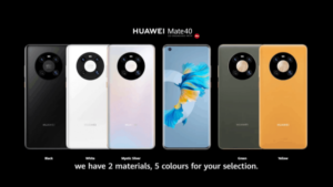 Huawei Mate 40, 40 Pro, and Pro Plus officially announced
