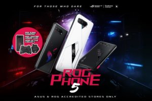 ASUS ROG Phone 5, 5 Pro, 5 Ultimate prices in the Philippines