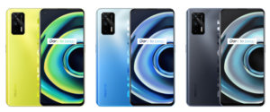 Realme Q3 Pro, Q3 5G, and Q3i now official